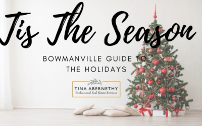 My Bowmanville Guide to the Holidays